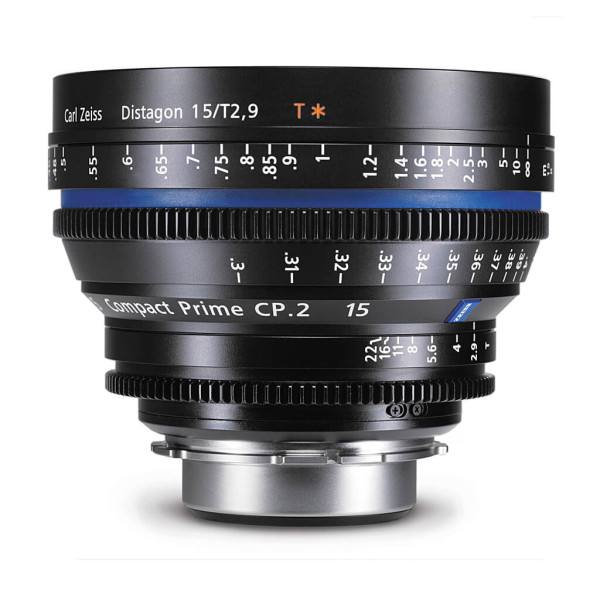 15mm Carl Zeiss CP.2 T2.9