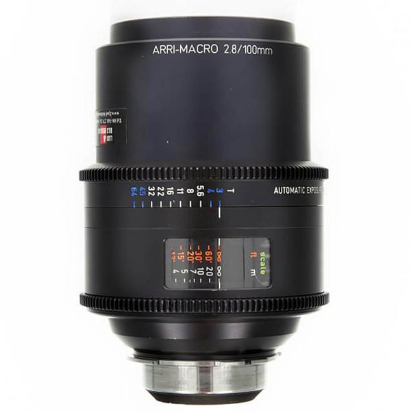 ARRI Macro 100mm T 2 Automatic Expouser Compensating