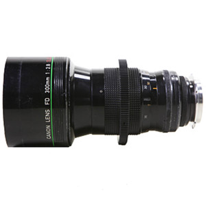 Canon 300mm T2,8 (black