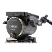 Cartoni C20S Dutch Head
