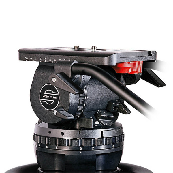 SACHTLER VIDEO 25 PLUS