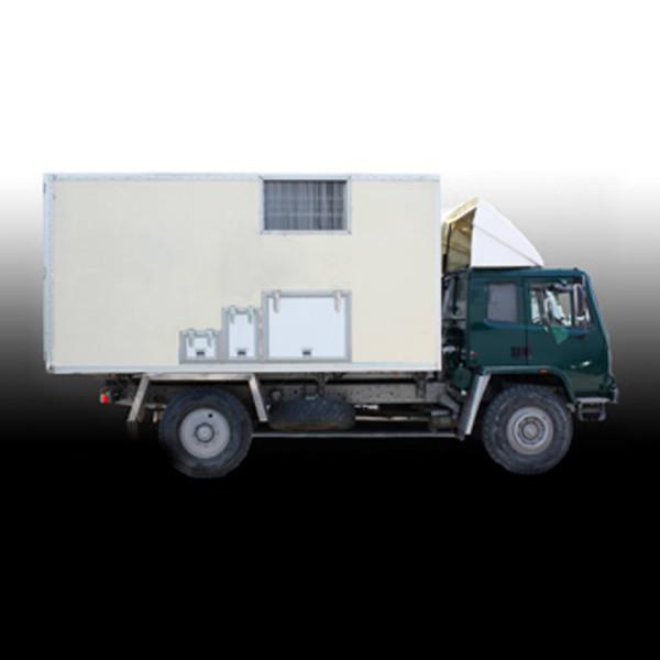 130 kW CATERPILLAR 4x4 Offroad