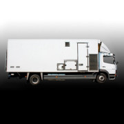 90 kW CATERPILLAR + Lighting Truck