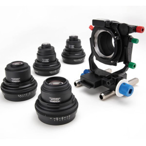 ARRI Tilt & SHIFT 24, 45, 90,110